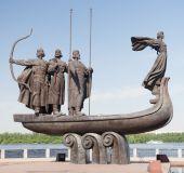 Paminklas Kijevo įkūrėjams