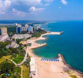 Juodosios jūros pakrantė Rumunijoje