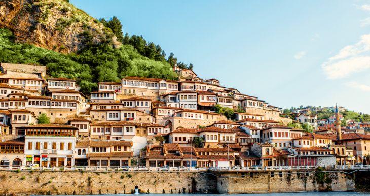 Albanija (pažintinė-poilsinė)