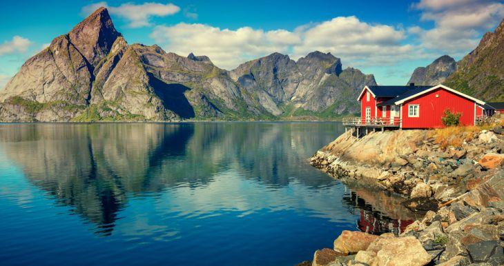 Kelionės į Norvegiją autobusu ir lėktuvu su grupe iš Lietuvos!