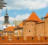 Barbakano tvirtovė Varšuvoje