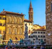 Sinjorijos aikštė Florencijoje