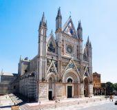 Orvieto katedra
