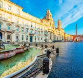 Navonos aikštė Romoje