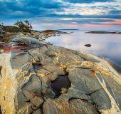 Ladogos ežero pakrantė