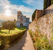 Šv. Pranciškaus bazilika Asyžiuje