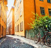 Gatvė Stokholme