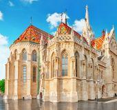 Šv. Motiejaus bažnyčia Budapešte