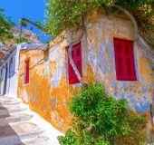 Atėnai - Plaka rajonas