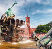Neptūno fontanas Berlyne