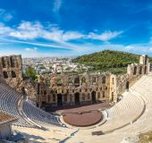 Antikinis teatras Atėnuose