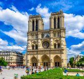 Dievo Motinos katedra Paryžiuje