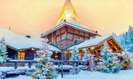 Kalėdų Senelio namas