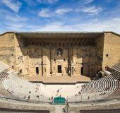 Oranžo antikinis teatras