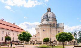 Liškiavos vienuolyno kompleksas