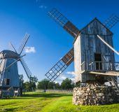 Anglos vėjo malūnai