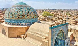 Kabir Jaame mečetė Jazde