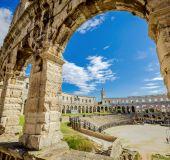 Romėnų amfiteatras Puloje