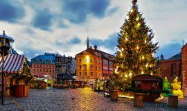 Kalėdinė Ryga