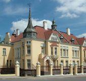 Ch.Frenkelio vila (iš Šiaulių TIC archyvų)