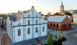 Sinagogų kompleksas (nuotrauka iš Joniškio TVIC archyvo)