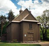 Palūšės bažnyčia (nuotrauka iš Ignalinos TIC svetainės)