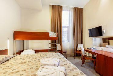 Apgyvendinimas viešbutyje Aqua