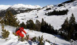 Slidinėjimas Andoroje