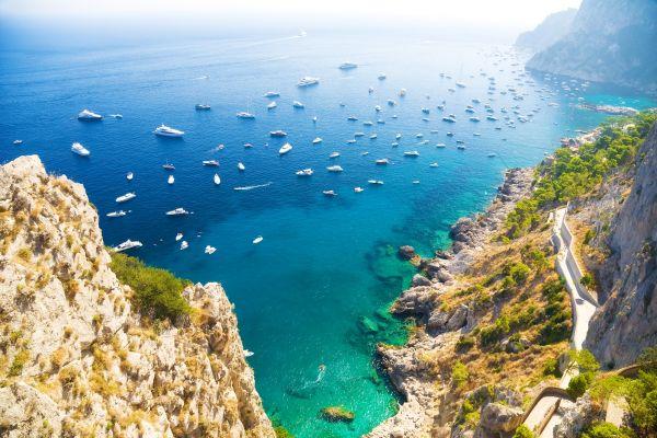 Viduržemio jūros pakrantė