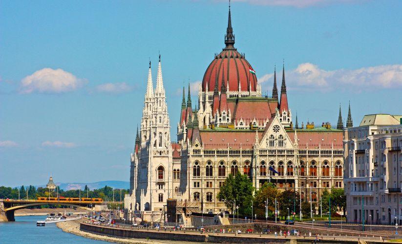 Budapešto Parlamento rūmai