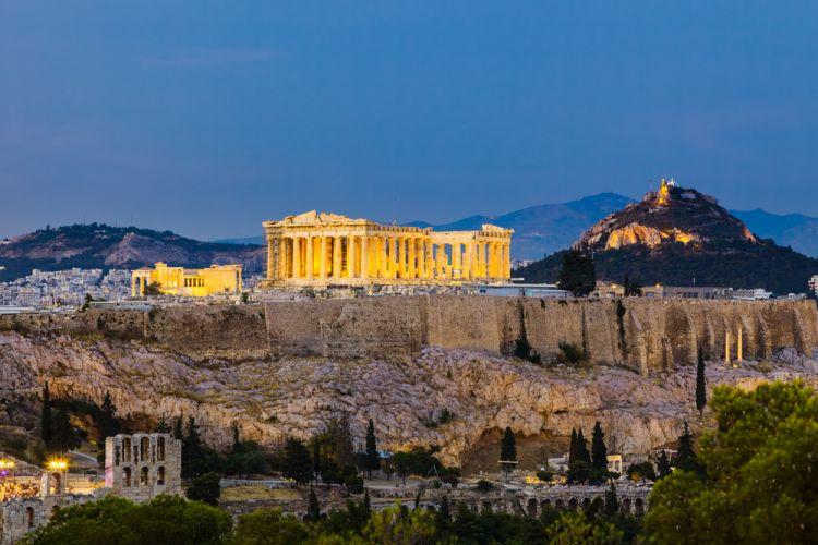 Atėnai, Akropolis