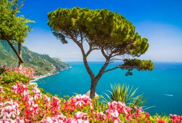 Italija Amalfio pakrantė shutterstock 321824411