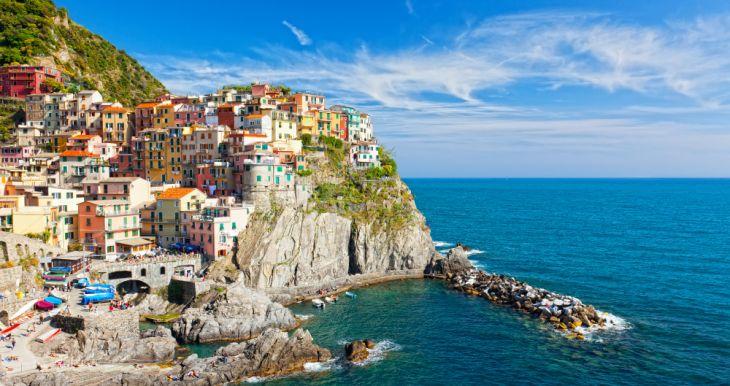 Pažintinės-poilsinės kelionės į Italiją!