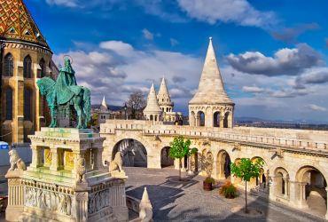 Budapeštas, Žvejų bastionas