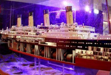 Titaniko paroda Varšuvoje