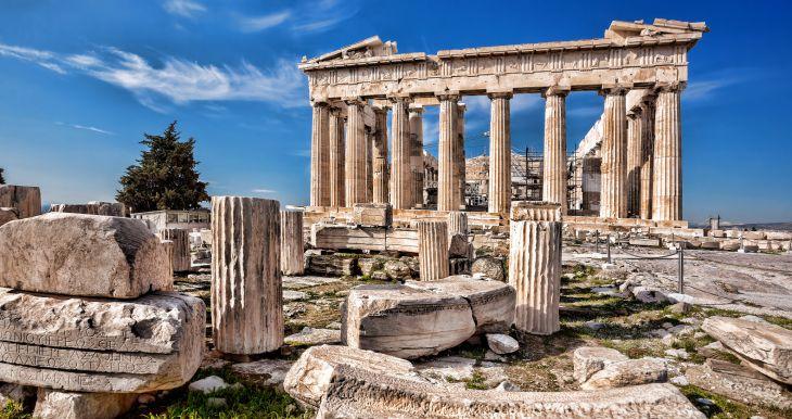 Pažintinės-poilsinės kelionės į Graikiją